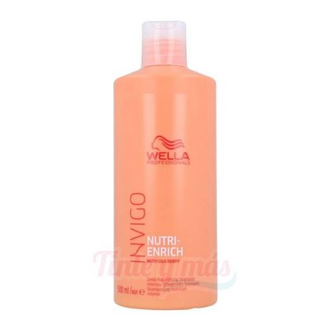 Invigo Champú Nutri Enrich 500ml. Wella