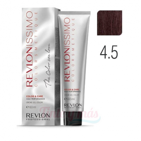 Revlon Revlonissimo Colorsmetique 4.5 castaño caoba 60ml