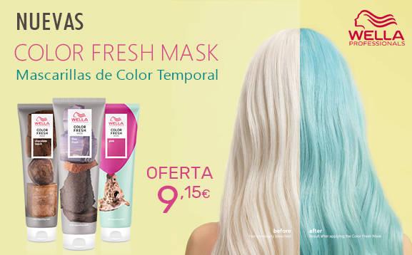Mascarilla Color Fresh Mask