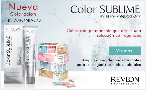 Tinte de Pelo Color Sublime de Revlon