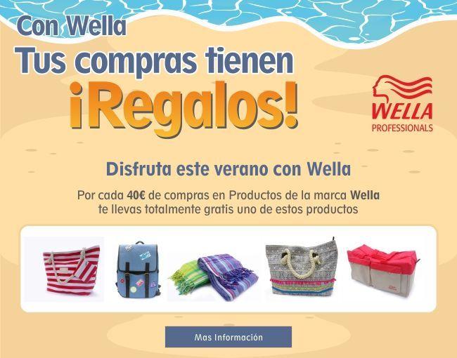 Promocion Verano de WELLA 2019